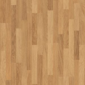 Enhanced Oak Natural Varnished 3 Strip CL998