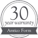 Crawley Carpet Warehouse Amtico Form 30 year warranty