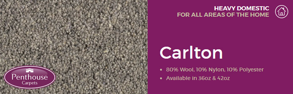 Penthouse Carlton Carpets at Crawley Carpet Warehouse