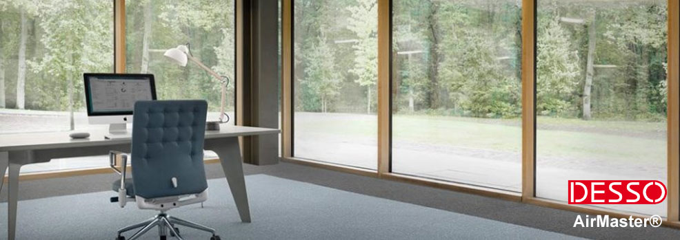 Desso Airmaster Carpet Tiles at Crawley CarpetWarehouse